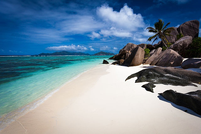 Seychelles' beach - both heavenly and mysterious -  tops Guardian's list
