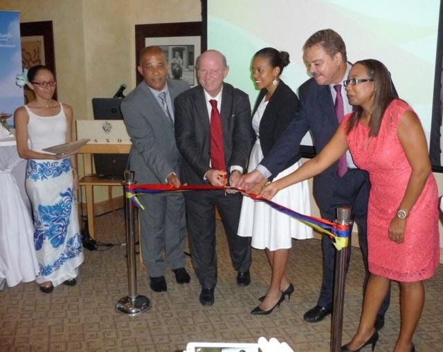 L office de tourisme des seychelles actuellement dans un - Office du tourisme afrique du sud paris ...