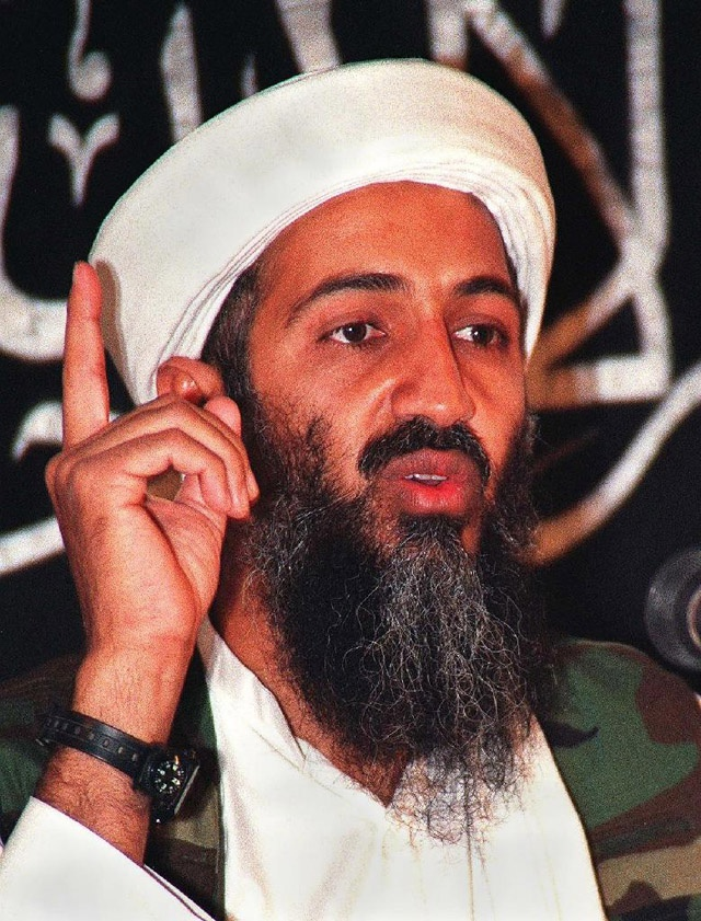 Bin Laden left millions for jihad in handwritten will