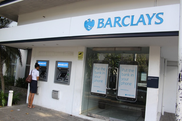Barclays operations in Seychelles not affected by Africa group shakeup, chairman says