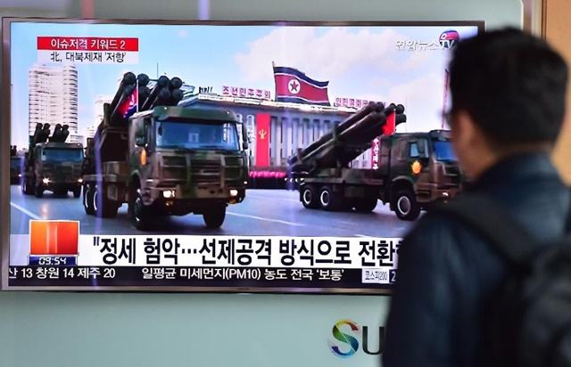 N. Korea leader orders nuclear arsenal on 'standby'