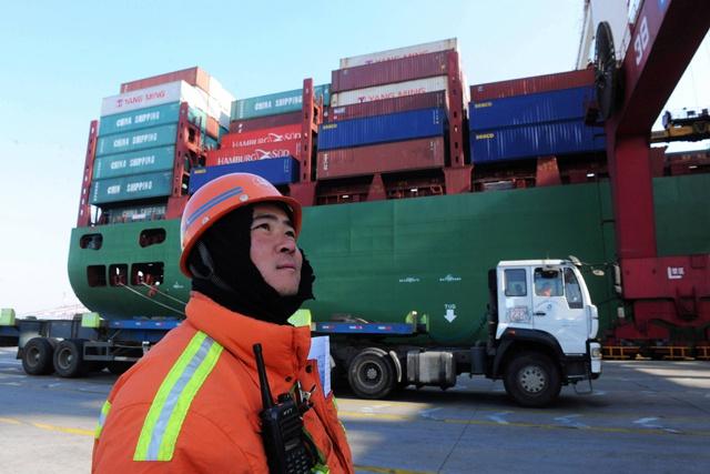 """La Chine vise pour 2016 une croissance """"entre 6,5% et 7%"""" (Li Keqiang)"""