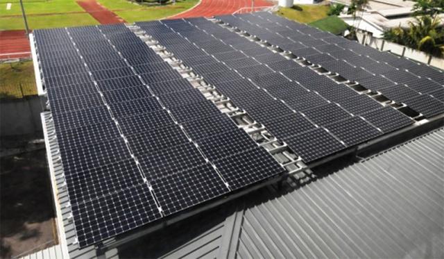 Les entreprises aux Seychelles peuvent passer au vert grâce au prêt de la MCB