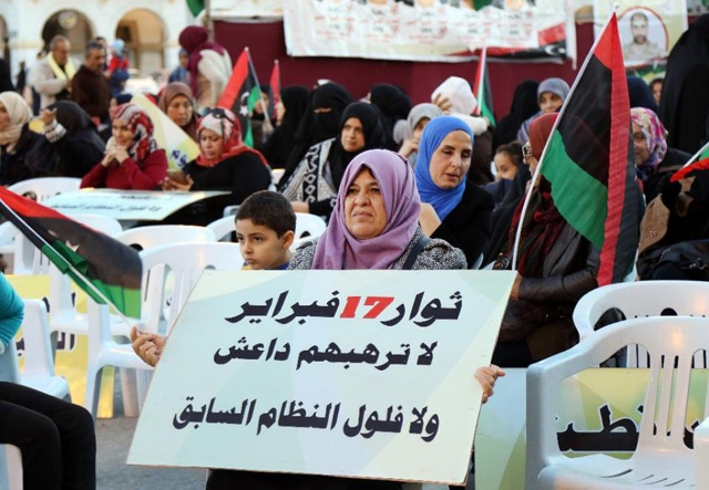 Libya's unity government announces it will assume power