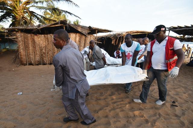 Côte d'Ivoire: attaque jihadiste sur une station balnéaire, 16 morts
