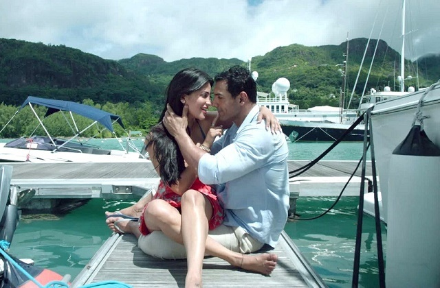 Seychelles features in music video in Bollywood movie set for March release