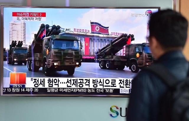 N. Korea test fires two mid-range ballistic missiles