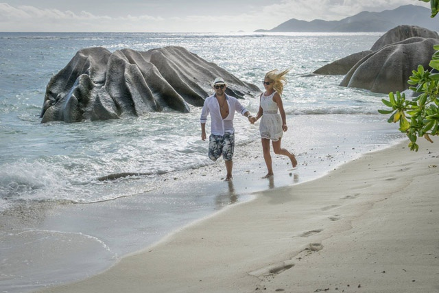 Romanian visitors win VIP trip for best Seychelles experience video
