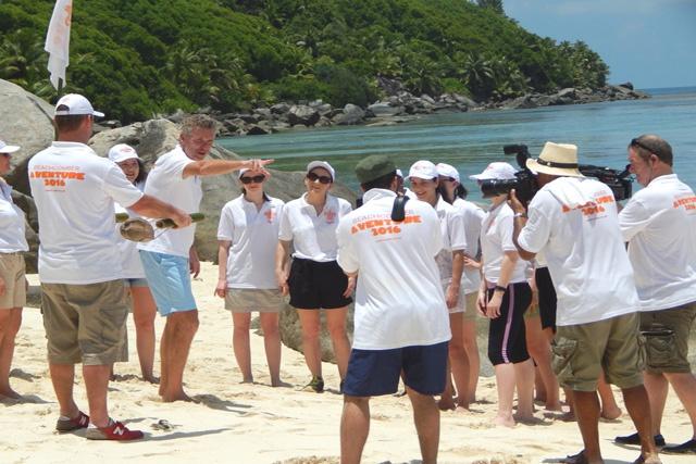 Koh Lanta aux Seychelles ? Le souhait de Denis Brogniart
