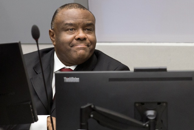 DRCongo ex-leader guilty of war crimes: ICC