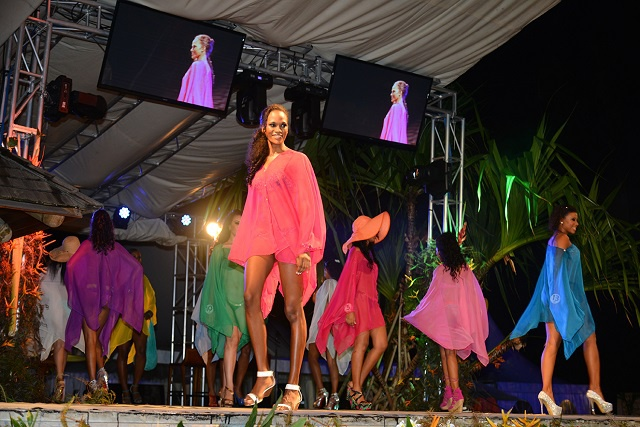 Pageant a way to increase job skills, Miss Seychelles Another World hopeful says
