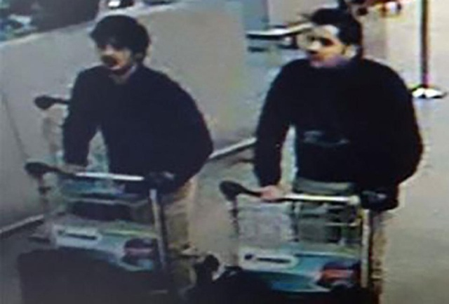 Brussels bombers named as brothers linked to Paris suspect