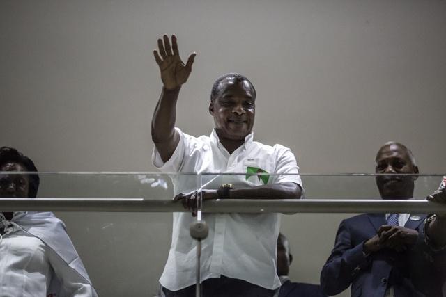 Congo: le président Sassou Nguesso réélu au premier tour avec 60% des voix