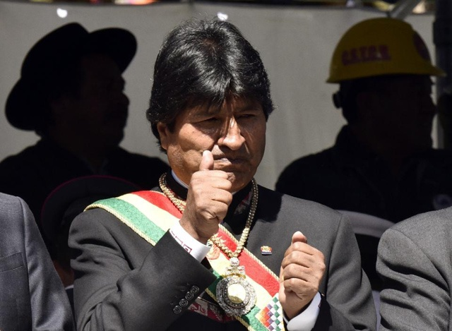 Bolivia to take Chile to court over water dispute