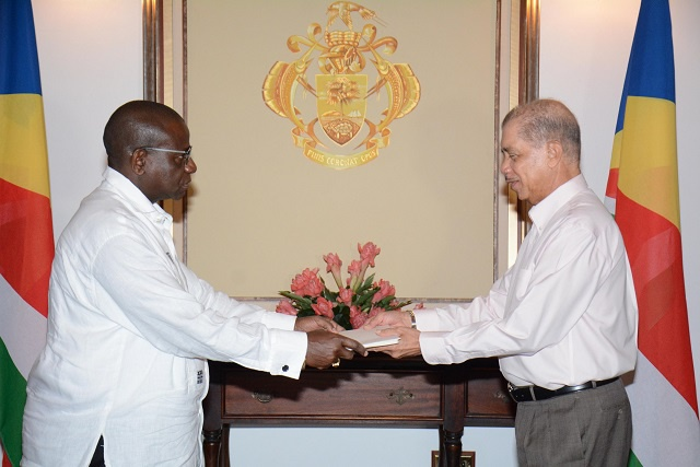 New Mozambican High Commissioner to identify new areas of cooperation with Seychelles