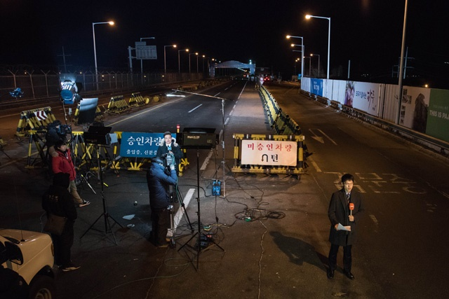 Menace atomique nord-coréenne au coeur du sommet nucléaire de Washington