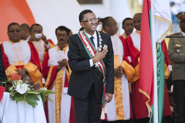 Un nouveau Premier ministre nommé à Madagascar