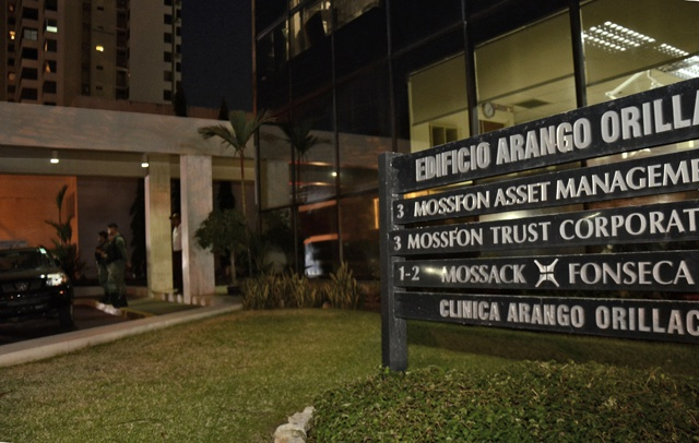 Authorities raid law firm in Panama Papers tax dodging scandal