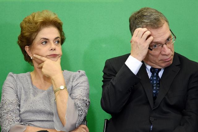 Brésil: rejet d'un recours contre la procédure de destitution de Rousseff