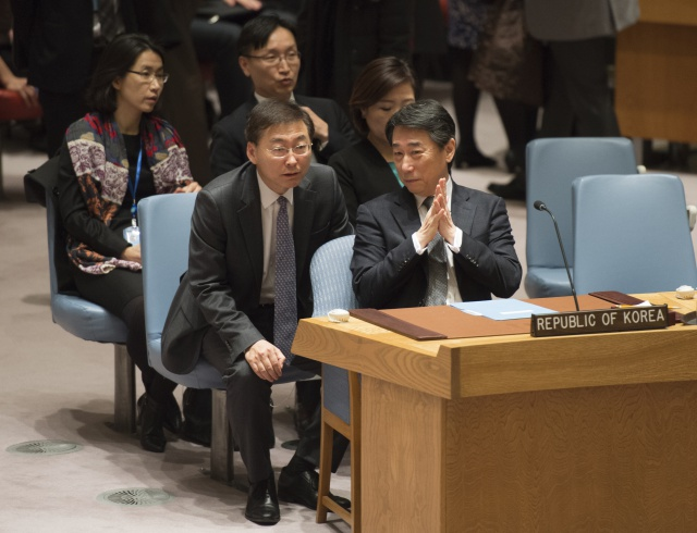 UN Security Council strongly condemns N. Korea missile test