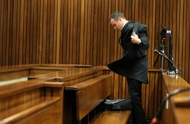 Pistorius sentencing hearing set for June