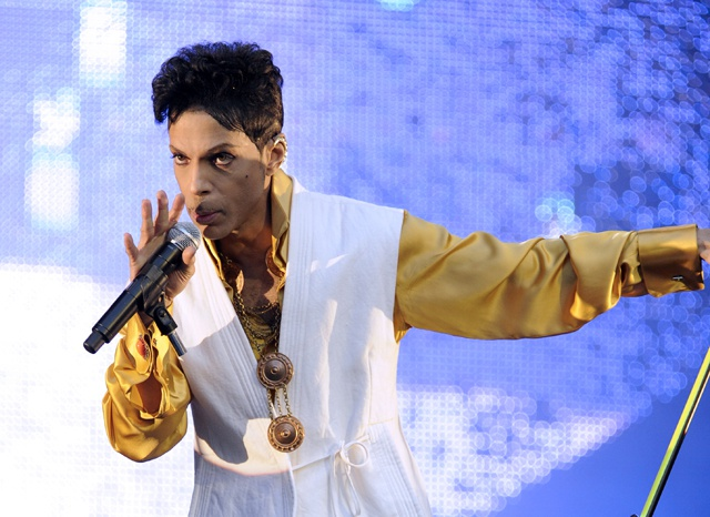 Music legend Prince dead at 57