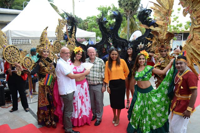 It's carnival time! Carnaval International de Victoria unites cultures and increases visibility for Seychelles