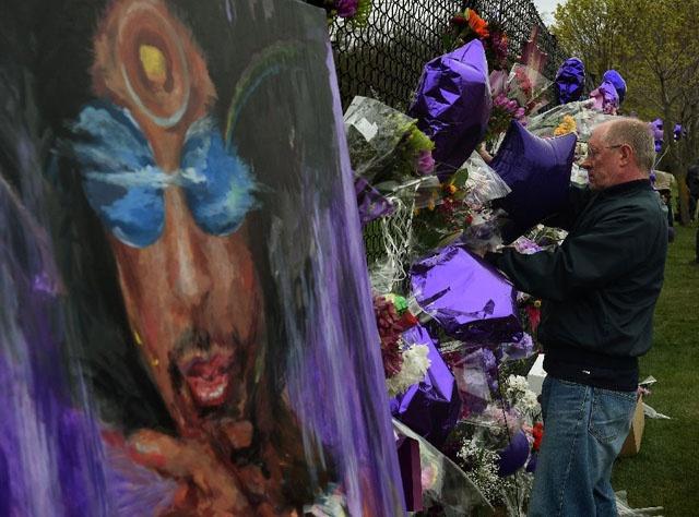 No signs of trauma, suicide in Prince death: police