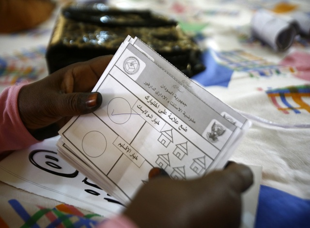 Darfur votes for five-state status quo: referendum chief