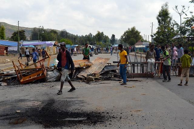 Ethiopie: 14 morts dans des affrontements, des humanitaires pris pour cible