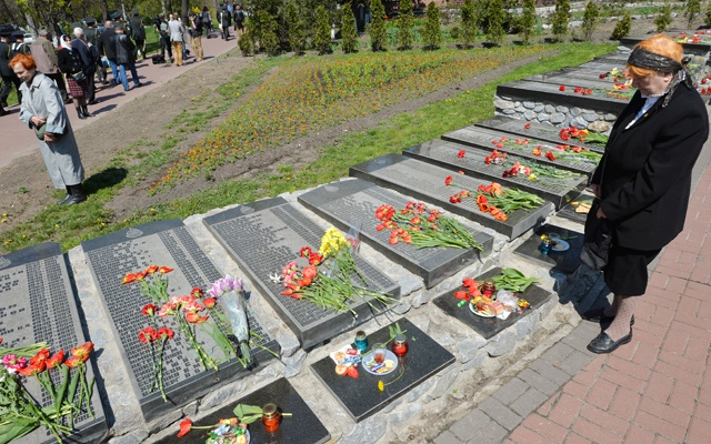 Ukraine marks 30 years since Chernobyl shocked the world