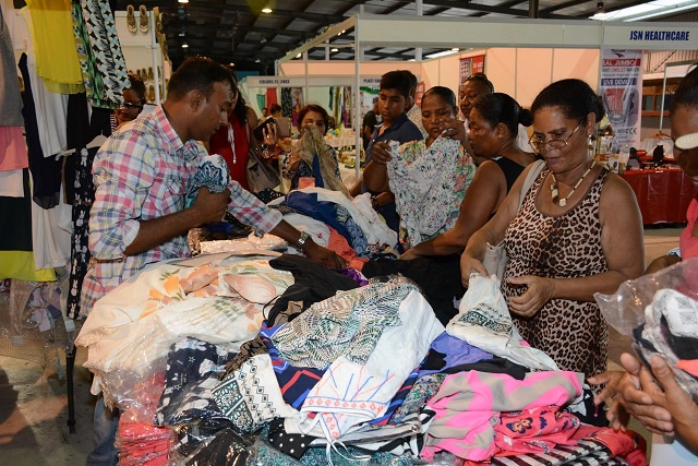 Asian businesses showcase products at Seychelles Afro-Asia expo