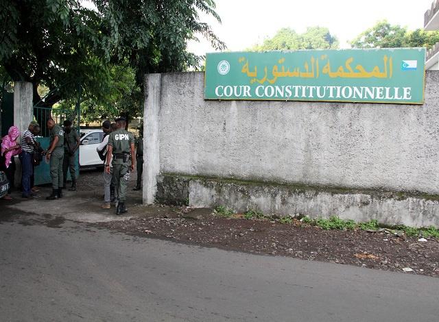 Comoros court orders partial re-run of presidential poll