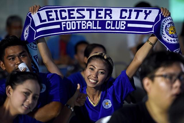 """Angleterre - Un sacre qui fait entrer le """"petit"""" Leicester dans l'histoire"""