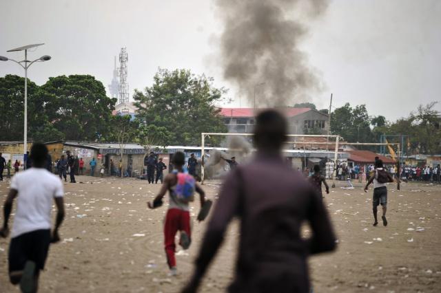 DR Congo opposition politician seeks UN protection
