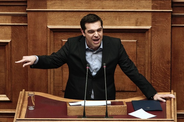 Greece adopts controversial reforms ahead of crunch Eurogroup talks