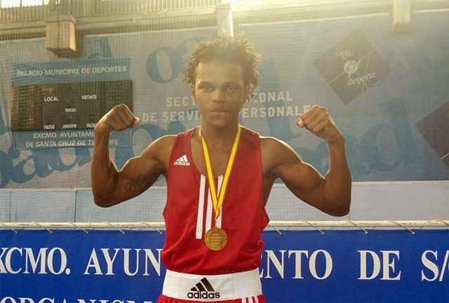 Seychellois boxer wins gold on Olympic preparation trail in Spain