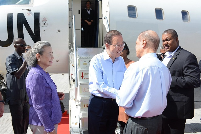 UN Secretary-General's visit to Seychelles 'a testament of excellent relationship'