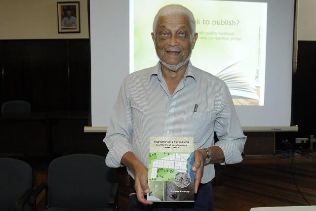 Les Seychelles ont un nouveau livre d'histoire : « Les îles des Seychelles et leurs premiers propriétaires fonciers »