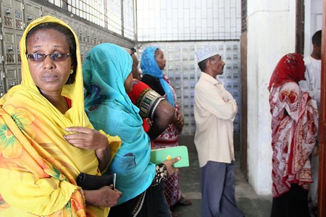Comores: une présidentielle partielle susceptible de faire basculer les résultats