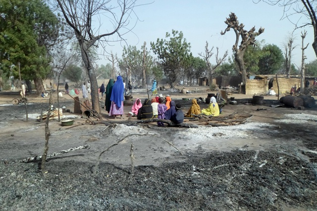 Children, babies dying in 'Boko Haram' detention facility: Amnesty