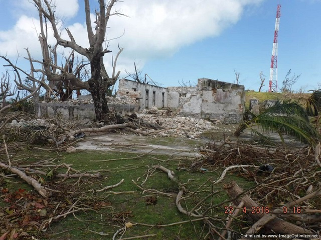 $4.5 million in damages from cyclone that hit remote Seychellois island, World Bank says
