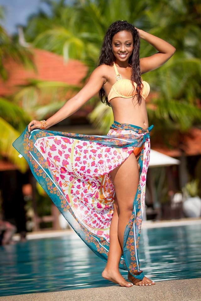 Autistic children need a specialized school, says Miss Seychelles contestant Juanita Porrice