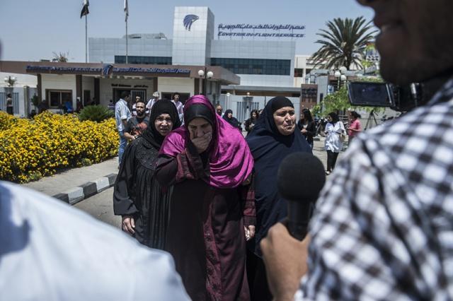 Wreckage of EgyptAir plane found in Mediterranean