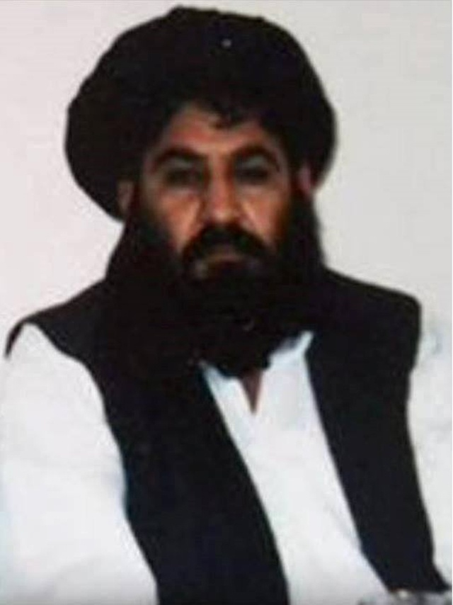 Afghan spy agency declares Taliban leader dead in US drone attack