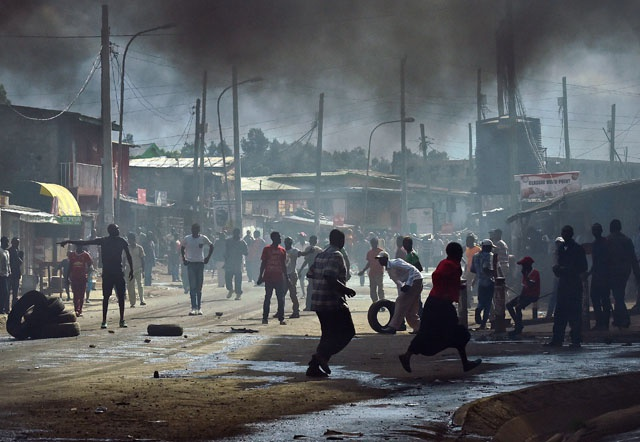 Kenya warned on violence used in protest crackdown
