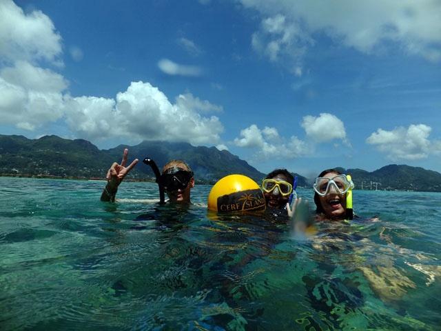 Des résidents prennent en charge la conservation de l'île au Cerf aux Seychelles