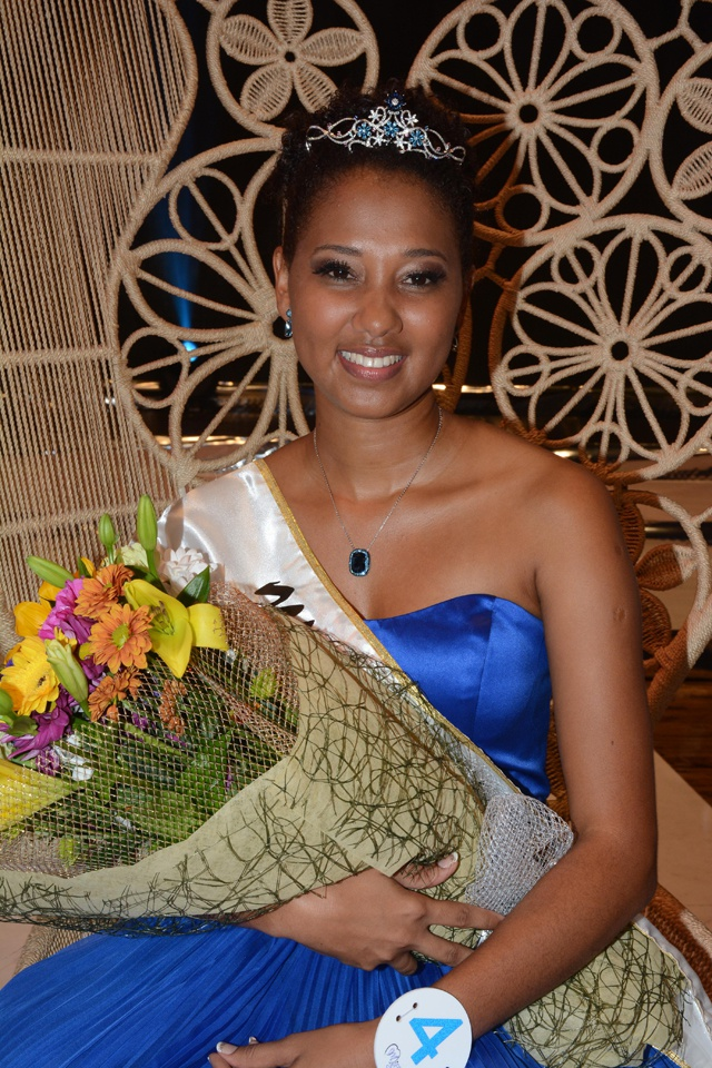 Christinne Barbier is crowned Miss Seychelles 2016
