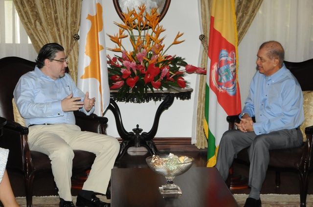 New ambassador of Cyprus to Seychelles aims to extend cooperation