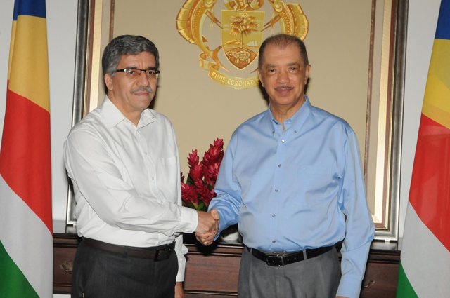 Algeria will assist Seychelles in sports and environment, says new ambassador